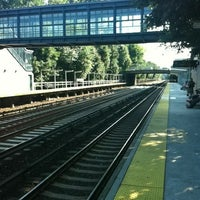 Photo taken at Metro North - Botanical Garden Train Station by Bruno P. on 7/22/2012