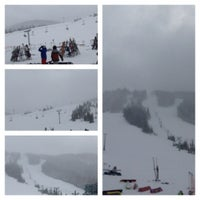 Photo taken at White Pass Ski Resort by Cristina B. on 3/17/2012