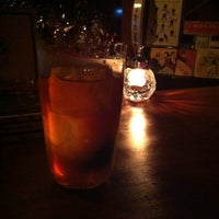 Photo taken at BAR ATOMIC AGE by Ikkei H. on 6/8/2012