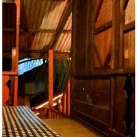 Photo taken at Yankies Hut by Yaya E. on 2/14/2012