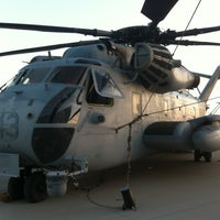 Photo taken at Marine Corps Air Station Miramar by Ryan J. on 8/21/2012