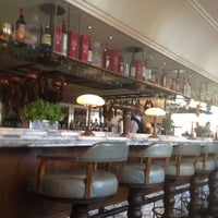 Photo taken at Cecconi's by Francesca B. on 5/22/2012