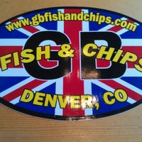 Photo taken at GB Fish & Chips by Kristen H. on 5/10/2012