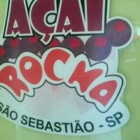 Photo taken at Sorveteria Rocha by Alex C. on 6/9/2012