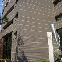 Photo taken at Aichi Prefectural Library by toshi o. on 4/7/2012