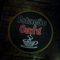 Photo taken at Estação Café by Marina M. on 7/7/2012