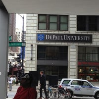Photo taken at DePaul University - College of Computing and Digital Media by Roxi P. on 7/31/2012