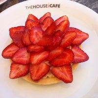 Photo taken at The House Café by Meltem K. on 9/1/2012