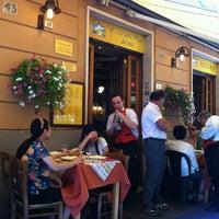 Photo taken at L'Isola della Pizza by Rex L. on 7/7/2012