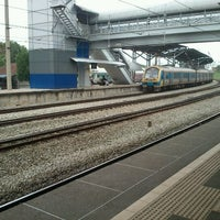 Photo taken at KTM Line - Rawang Station (KA10) by Harry K. on 2/18/2012