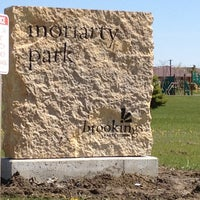 Photo taken at Moriarity Park by Cole S. on 4/23/2012