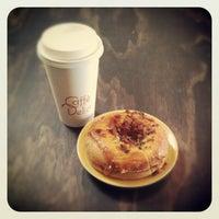 Photo taken at Caffe Delia by Eric 'Otis' S. on 8/18/2012