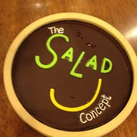 Photo taken at The Salad Concept by พิชชานันท์ น. on 6/20/2012