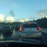 Photo taken at Route Nationale N5 by ☆ Andiidii ★. on 2/13/2012