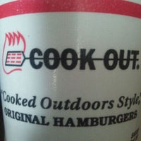 Photo taken at Cook-Out by Illumi P. on 4/21/2012