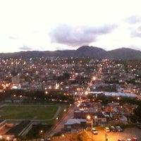 Photo taken at UTPL - La Cruz by calú on 6/8/2012