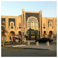Photo taken at Seef Mall by Errom on 8/22/2012
