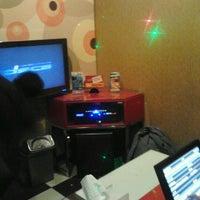 Photo taken at NAV Karaoke Keluarga by Uc on 3/8/2012