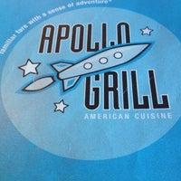 Photo taken at Apollo Grill by Josh S. on 6/21/2012