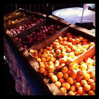 Photo taken at Palo Alto Farmers Market by Yoni R. on 6/23/2012