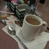 Photo taken at Denny's by Victoria W. on 6/10/2012