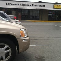 Photo taken at La Paloma by Richard B. on 5/2/2012