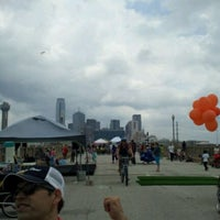 Photo taken at Ciclovia de Dallas by Mike D. on 4/14/2012