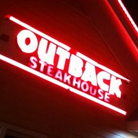 Photo taken at Outback Steakhouse by Daniel L. on 6/2/2012