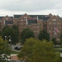 Photo taken at University of North Carolina at Greensboro by Bobby M. on 9/5/2012
