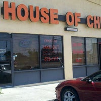 Photo taken at House Of China by James H. on 8/25/2011