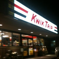 Photo taken at Kwik Trip by Topher P. on 10/20/2011