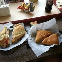 Photo taken at Manzanos by Abigail S. on 2/25/2012
