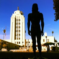 Photo taken at Van Nuys City Hall by Brady S. on 11/22/2011