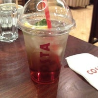 Photo taken at Costa Coffee by Amer S. on 7/21/2012