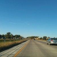 Photo taken at I-494 by Nina H. on 10/1/2011