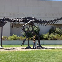 Photo taken at Museum of the Rockies by Alexander P. on 7/25/2012