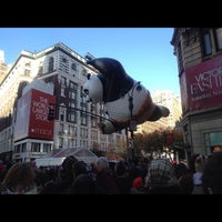 Photo taken at Macy's Parade Celebrity Rehearsals by Rahul G. on 11/25/2011
