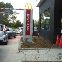 Photo taken at McDonald's & McCafé by Chung King F. on 12/23/2011