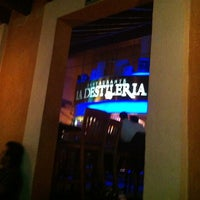 Photo taken at La Destileria by Christian L. on 4/13/2012