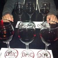 Photo taken at DOC Wine Bar by Kristin C. on 2/21/2011