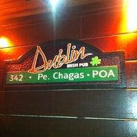 Photo taken at Dublin Irish Pub by Rodolfo N. on 8/8/2011