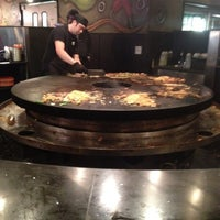 Photo taken at HuHot Mongolian Grill by Bader A. on 4/20/2012