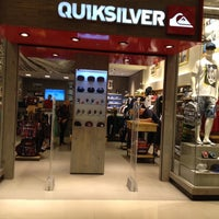Photo taken at Quiksilver by Franer R. on 3/24/2012