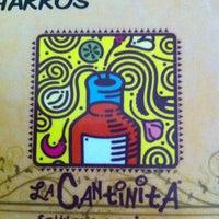 Photo taken at La Cantinita by Saul D. on 8/12/2012