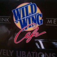 Photo taken at Wild Wing Cafe by Gina O. on 6/3/2012