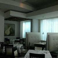 Photo taken at Restaurant Medure by Scott N. on 10/7/2011