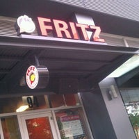 Photo taken at Fritz European Fry House by Ryan G. on 8/13/2011
