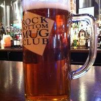 Photo taken at Rock Bottom Restaurant & Brewery by Jon C. on 11/27/2011