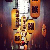 Photo taken at Blue Ribbon Sushi Izakaya by Sean H. on 7/17/2012