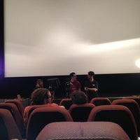 Photo taken at Indiana University Cinema by Jenny H. on 5/15/2012